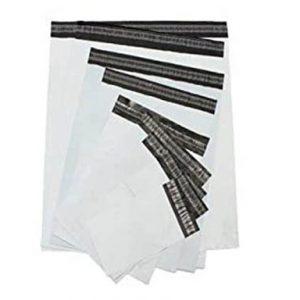 Plain Security Bags